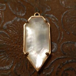 Single Palmer earring